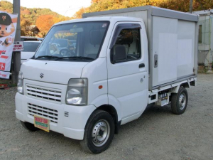 スズキ キャリイトラック  保冷車 タイミングチェーン AT 2WD