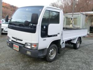 日産 アトラストラック DX パートタイム4WD ディーゼル  タイミングチェーン