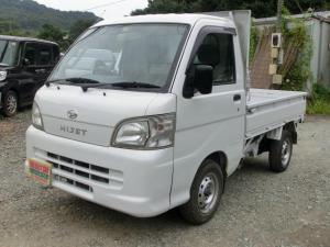 ダイハツ ハイゼットトラック ローダンプ タイミングチェーン パートタイム4WD 5MT PS AC