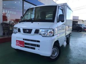 日産 NT100クリッパートラック 冷蔵冷凍保温車 冷凍機-5℃〜25℃ 保温機20℃〜90℃