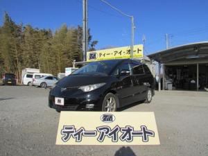 トヨタ エスティマ アエラス HDDナビ ETC バックカメラ 片側電動ドア