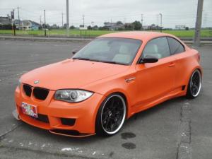 BMW 1シリーズ 135i 6速MT ワイドボディ 社外20AW