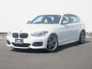 BMW 1シリーズ M140i LEDヘッドライト コンフォートアクセス ETC