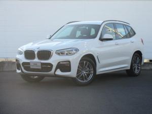 BMW X3 xDrive 20d Mスポーツハイライン ヘッドアップD