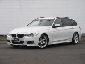 BMW 3シリーズ 320iツーリング Mスポーツ キセノン 純正HDDナビ 純正ETC コンフォートアクセス クルーズコントロール ドライビングアシスト リアPDC バックカメラ オートマチックテールゲート 純正18インチ
