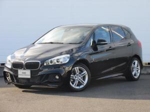 BMW 2シリーズ 218dアクティブツアラー Mスポーツ LEDヘッドライト 純正17インチ 純正ETC 純正HDDナビ コンフォートアクセス PDC バックカメラ シートヒーター ドライビングアシスト オートマチックテールゲート