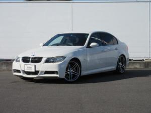BMW 3シリーズ 335i Mスポーツパッケージ U-Car レザーシート シートヒータ キセノン 純正ETC 純正HDDナビ コンフォートアクセス PDC 社外バックカメラ パドルシフト AUX 純正19インチ