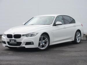 BMW 3シリーズ 320d Mスポーツ LEDヘッドライト 純正ETC 純正HDDナビ ACC コンフォートアクセス リアPDC レーンチェンジウォーニング 純正18インチ