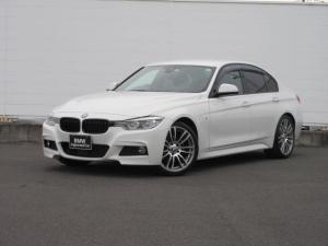 BMW 3シリーズ 320d Mスポーツ ワンオーナー 純正ETC 純正HDDナビ LEDヘッドライト コンフォートアクセス ACC リアPDC バックカメラ パドルシフト ブラックキドニーグリル 純正19インチ