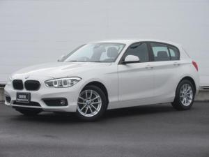 BMW 1シリーズ 118i 純正HDDナビ 純正ETC 純正16インチ LEDヘッドライト クルーズコントロール ドライビングアシスト