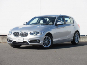 BMW 1シリーズ 118d スタイル 正規認定中古車 弊社元社有車 LEDヘッドライト 純正HDDナビ コンフォートアクセス ドライビングアシスト パーキングアシスト ハーフレザーシート シートヒーター 純正16インチ バックカメラ