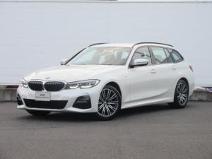 BMW 3シリーズ 320dxDriveツーリングMスポーツハイラインP 正規認定中古車 弊社元社有車 LEDヘッドライト 純正HDDナビ コンフォートアクセス ACC ドライビングアシストプロフェッショナル レザーシート シートヒーター パーキングアシスト 純正18