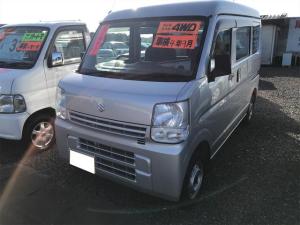 スズキ エブリイ PA 4WD ETC ハイルーフ AT車
