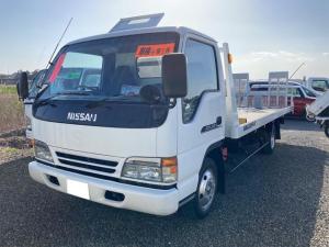 日産 アトラストラック  セフティローダー 最大積載量2000KG 6速マニュアル車