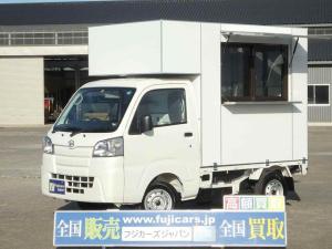 ダイハツ ハイゼットトラック 移動販売車 キッチンカー フードトラック 未使用 シンク