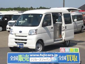 スバル サンバーバン VB 2シーター 湘南ガレージ製 移動販売車 キッチンカー