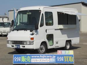 トヨタ クイックデリバリー 移動販売車 キッチンカー 加工車8ナンバー NOx・PM適合