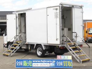 トヨタ ダイナトラック 移動販売車 移動スーパー 移動コンビニ 4.0DT 4WD