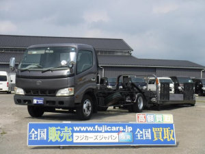 トヨタ ダイナトラック 4.9D積載車フラトップ積載2t極東開発ラジコン