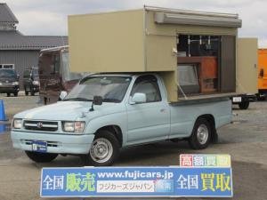 トヨタ ハイラックススポーツピック 移動販売車 キッチンカー シングルキャブ 2.0G AT