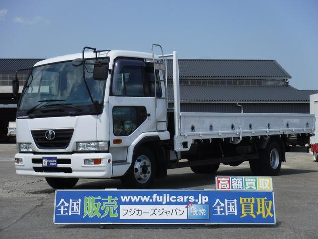 全国販売・全国納車可能!お気軽にお問い合わせ下さい♪ 日産 コンドル 平トラック3.85t三方開 6.4D 6MT 荷台620