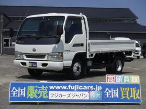 日産 アトラストラック セミロングDX 4.8Dワイド平ボディ積載2t高床 5MT ETC 荷台寸長350 幅190 アオリ高38 車体寸長522 幅201 高222比較的自由に荷揚げ、荷降ろしができるよう作られています。