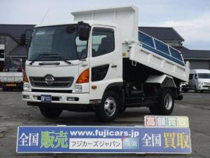 日野 レンジャー 5.1Dダンプ積載3.65t電動シート 5.1Dダンプ積載3.65t電動シート