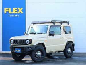 スズキ ジムニー XL セーフティサポート装着車 ワンオーナー 5MT DEANホイール スタッドレスタイヤ 純正ホイール有 ルーフキャリア