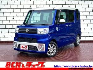 トヨタ ピクシスメガ L SAII 社外SDナビ・ワンセグTV・両側電動スライドドア・電格ミラー・プッシュスタート・キーフリー・