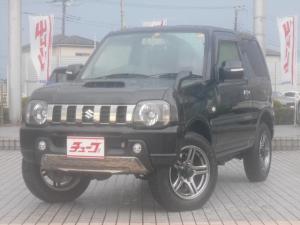 スズキ ジムニー ランドベンチャー 社外SDナビ ワンセグTV ターボ パートタイム4WD