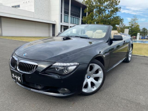 BMW 6シリーズ 650iカブリオレ ナイトビューアシスト ソフトクローズドア