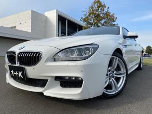 BMW 6シリーズ 640iグランクーペ Mスポーツパッケージ コンフォートアクセス LEDヘッドライト