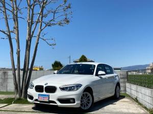 BMW 1シリーズ 118i ディーラー車 ターボ ドライブレコーダー i-draiveHDDナビ Bluetoothオーディオ カラーバックカメラ Bi-Xenonヘッドライト スマートキー 禁煙車 ランフラットタイヤ