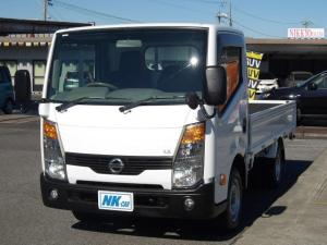日産 アトラストラック  5MT タイミングチェーン ABS装備 キーレス 木製デッキ ダブルタイヤ ドアバイザー パワーウィンドウ