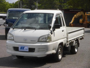 トヨタ タウンエーストラック DX 5MT ABS装備 3方開 最大積載量750kg 3人乗り