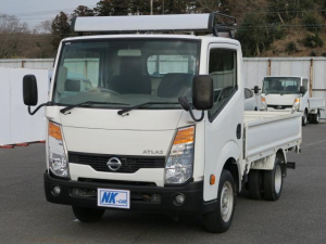 日産 アトラストラック ショートスーパーローDX 5MT キーレス ルーフキャリア付 AUX付CDデッキ ABS付