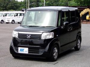 ホンダ N-BOX  G 4ナンバー登録車 2人乗り メモリーナビ ワンセグ スマートキー プッシュスタート ETC AUX付