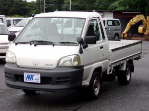 トヨタ ライトエーストラック ロングDX 5MT ABS装備 最大積載量1000kg ラジオ付