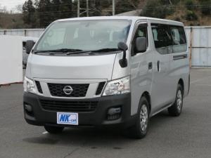 日産 NV350キャラバンワゴン DX 10人乗り 保証1年付(走行50000km以内) Bluetooth付ナビ ETC キーレス