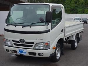 トヨタ ダイナトラック シングルジャストロー 5MT ETC フォグランプ スペアキー 最大積載量1250kg パワーウィンドウ ラジオ付