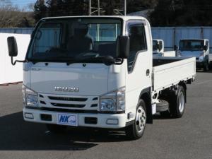 いすゞ エルフトラック フルフラットロー ディーゼル ターボ 保証1年付 5MT アイドリングストップ ETC パワーウィンドウ AUX付 キーレス