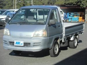 トヨタ タウンエーストラック ロングSジャストローDX 4速AT車 最大積載量1000kg エアコン パワステ ABS付
