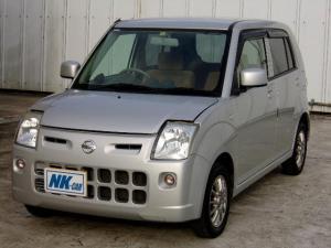 日産 ピノ S 5MT メモリーナビ ワンセグ キーレス 社外アルミ