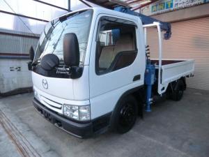 マツダ タイタントラック  クレーン車 3ダン 1650kg