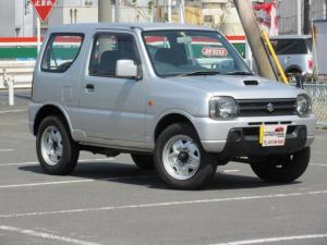 スズキ ジムニー XG マニュアル車 4WD 背面タイヤ