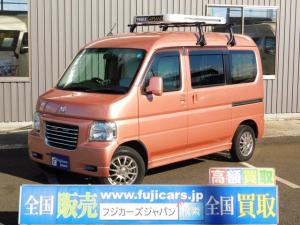 ホンダ バモスホビオ キャンピングカー FOCS製リノタクミ Gt2