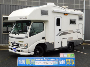 トヨタ カムロード キャンピングカー バンテック コルドバンクス ディーゼルT