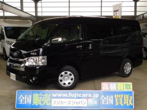 トヨタ ハイエースワゴン キャンピングカー フジカーズジャパン製 FOCS Ds L