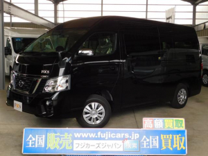 日産 NV350キャラバンバン キャンピングカー フジカーズジャパン製 FOCS シエスタ