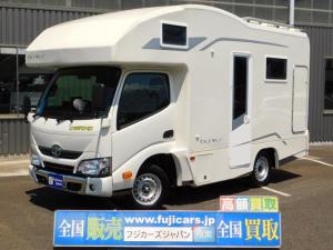 トヨタ カムロード キャンピングカー バンテック コルドバンクス ディーゼルTB